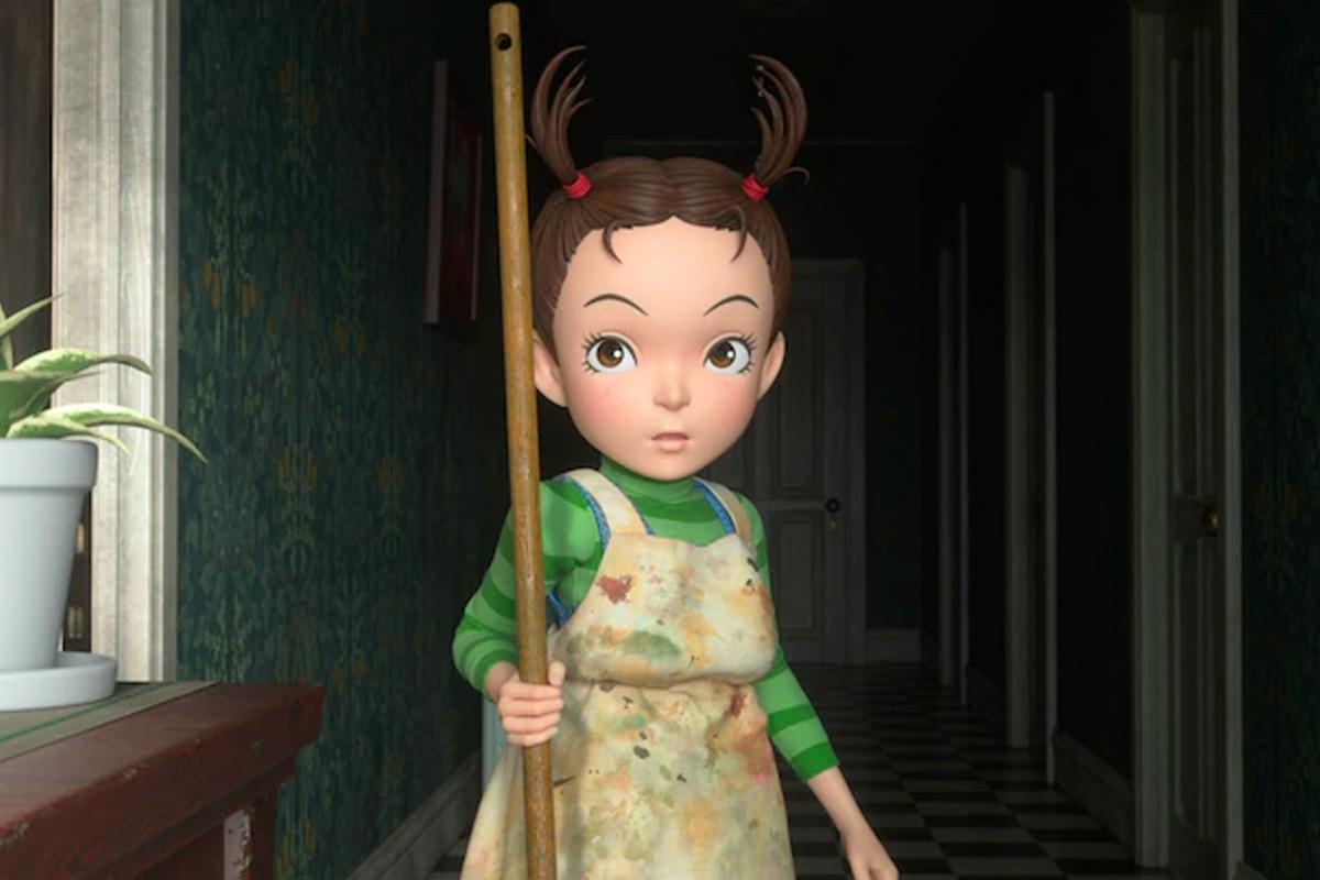 """Pro Kontra Animasi 3D Studio Ghibli Pertama """"Aya And The Witch"""", Bagaimana Tampilannya? 3"""