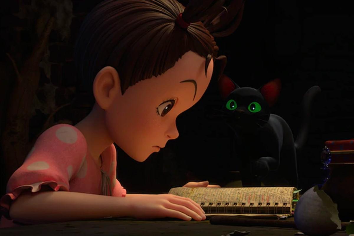 """Pro Kontra Animasi 3D Studio Ghibli Pertama """"Aya And The Witch"""", Bagaimana Tampilannya? 6"""