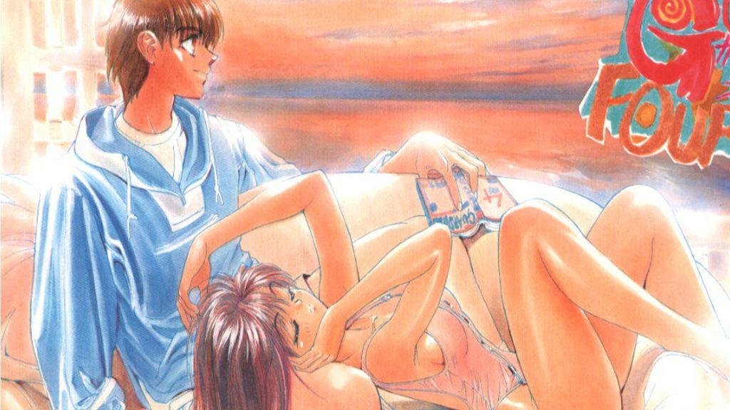5 Judul Anime Paling Aneh yang Pernah Dibuat 4