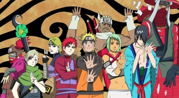10 Jinchuriki Terkuat di Anime Naruto 18