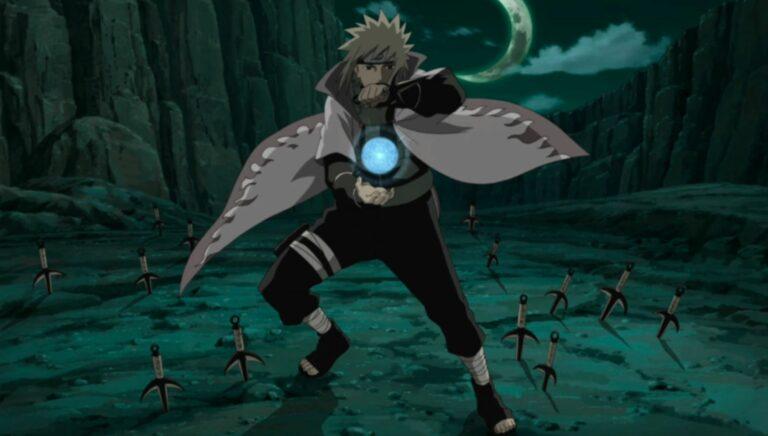 5 Shinobi Hebat yang Tak Pernah Kalah Dalam Pertarungan 1