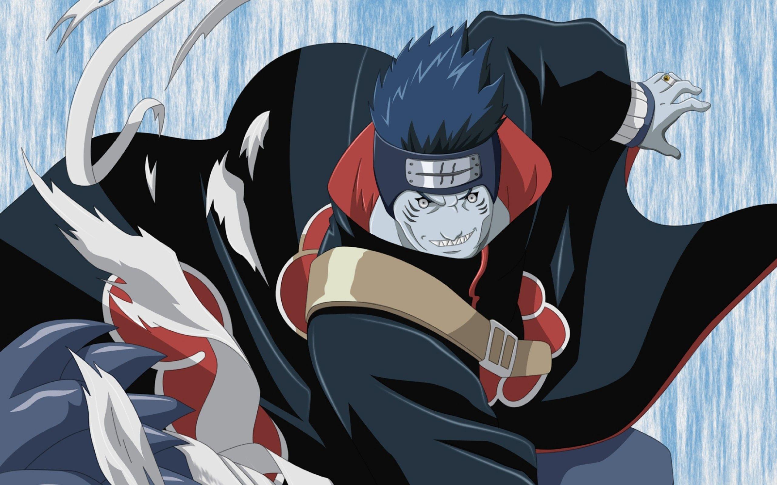 9 Shinobi Non Konoha Terkuat di Anime Naruto 6
