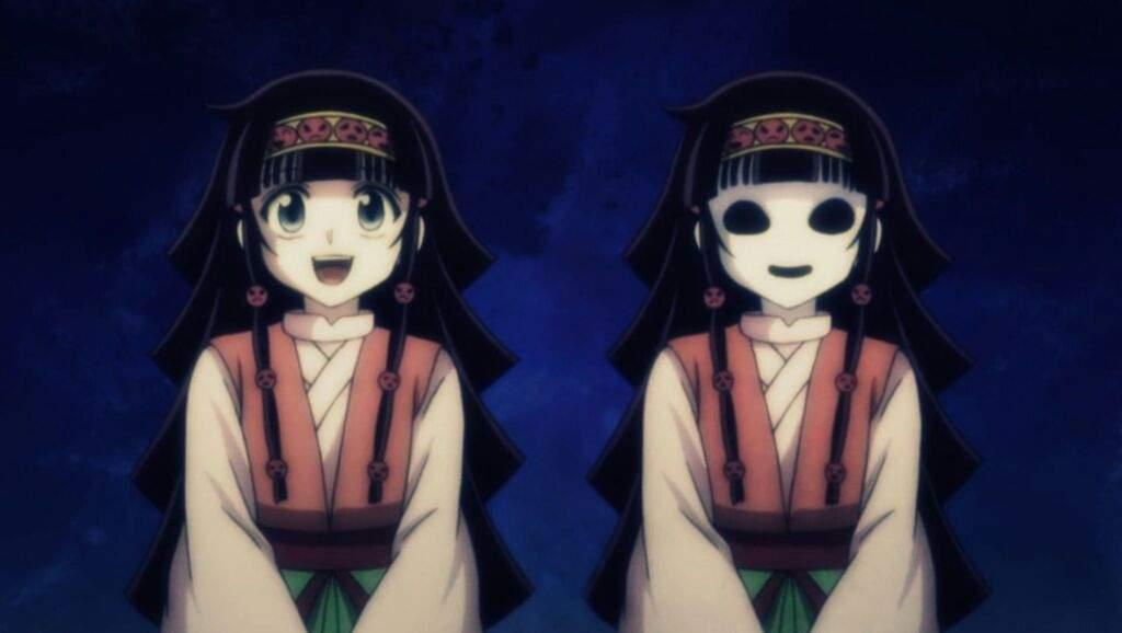 5 Karakter Wanita Terkuat dalam Anime Hunter x Hunter 4