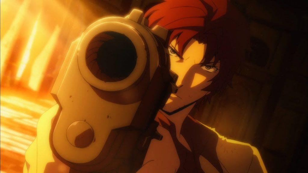 5 Karakter Pengguna Pistol Terbaik dalam Anime 3