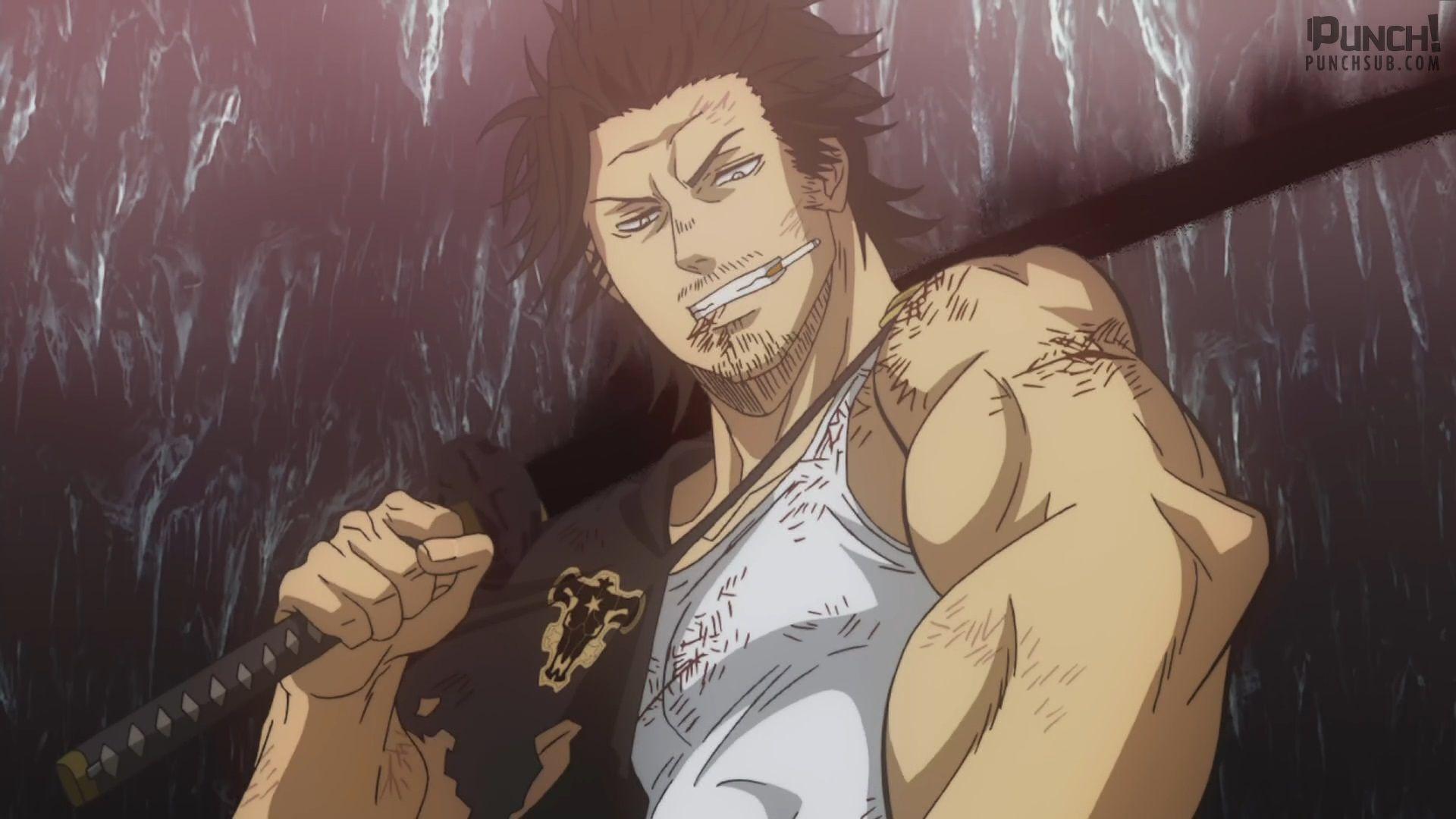 5 Karakter Terkuat dalam Anime Black Clover 3