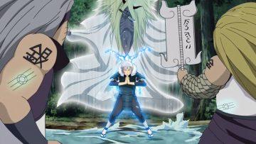 5 Pertempuran Hebat yang Tak Ditampilkan di Anime Naruto 1