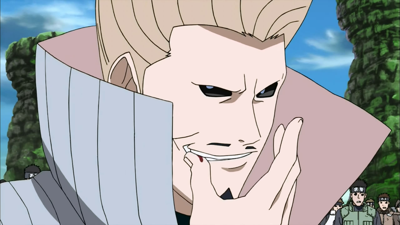 9 Shinobi Non Konoha Terkuat di Anime Naruto 8