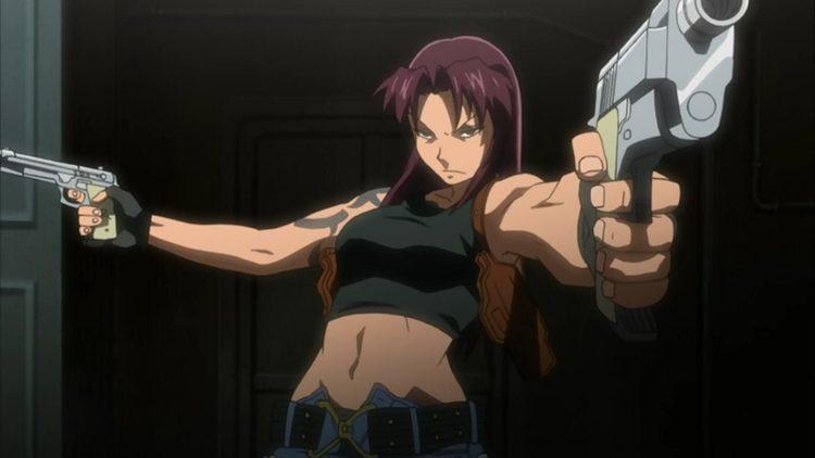 5 Karakter Pengguna Pistol Terbaik dalam Anime 5