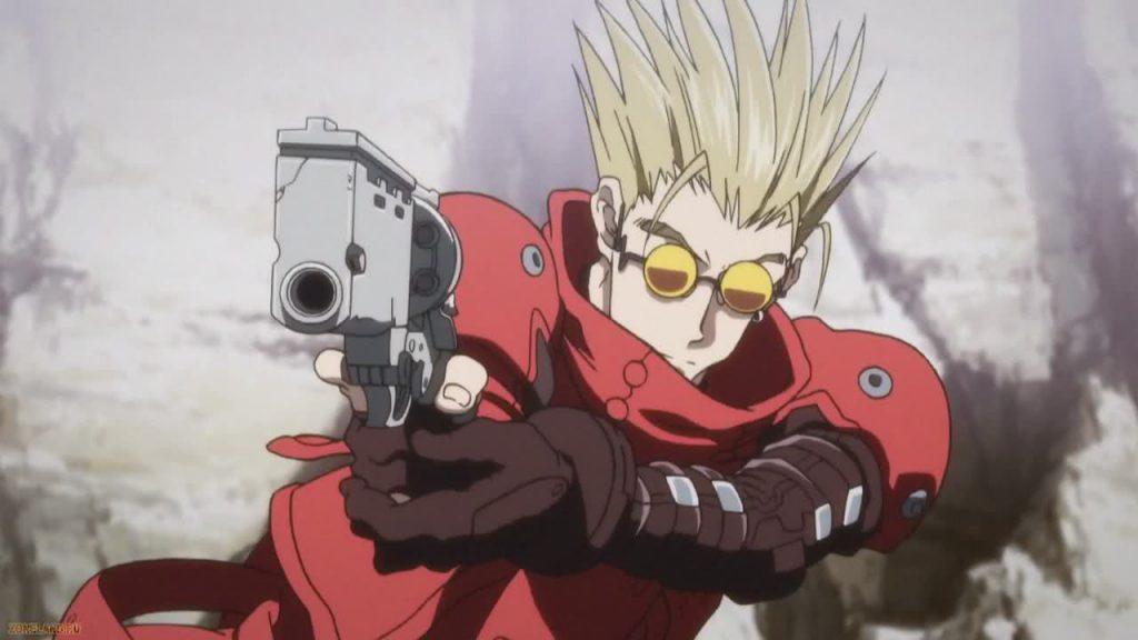 5 Karakter Pengguna Pistol Terbaik dalam Anime 6