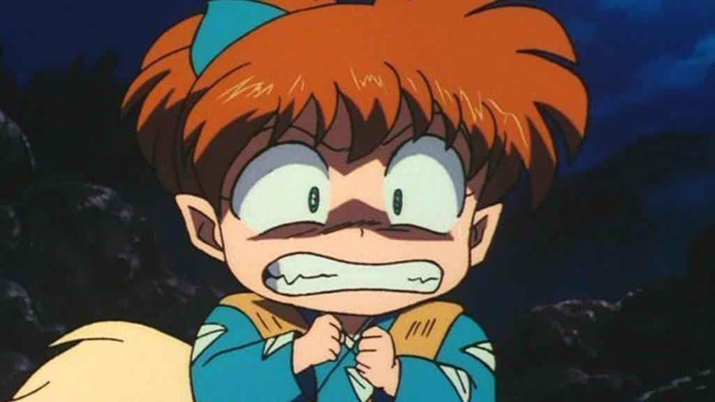 Karakter Utama dalam Anime Inuyasha 10