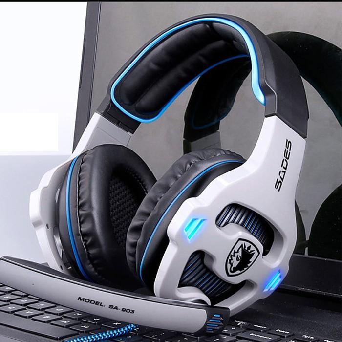 5 Rekomendasi Headset Gaming Murah Terbaik 5