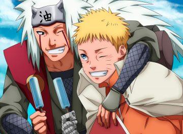 8 Karakter yang Berperang Penting Menjadi Guru Naruto 5