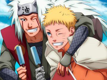 8 Karakter yang Berperang Penting Menjadi Guru Naruto 9