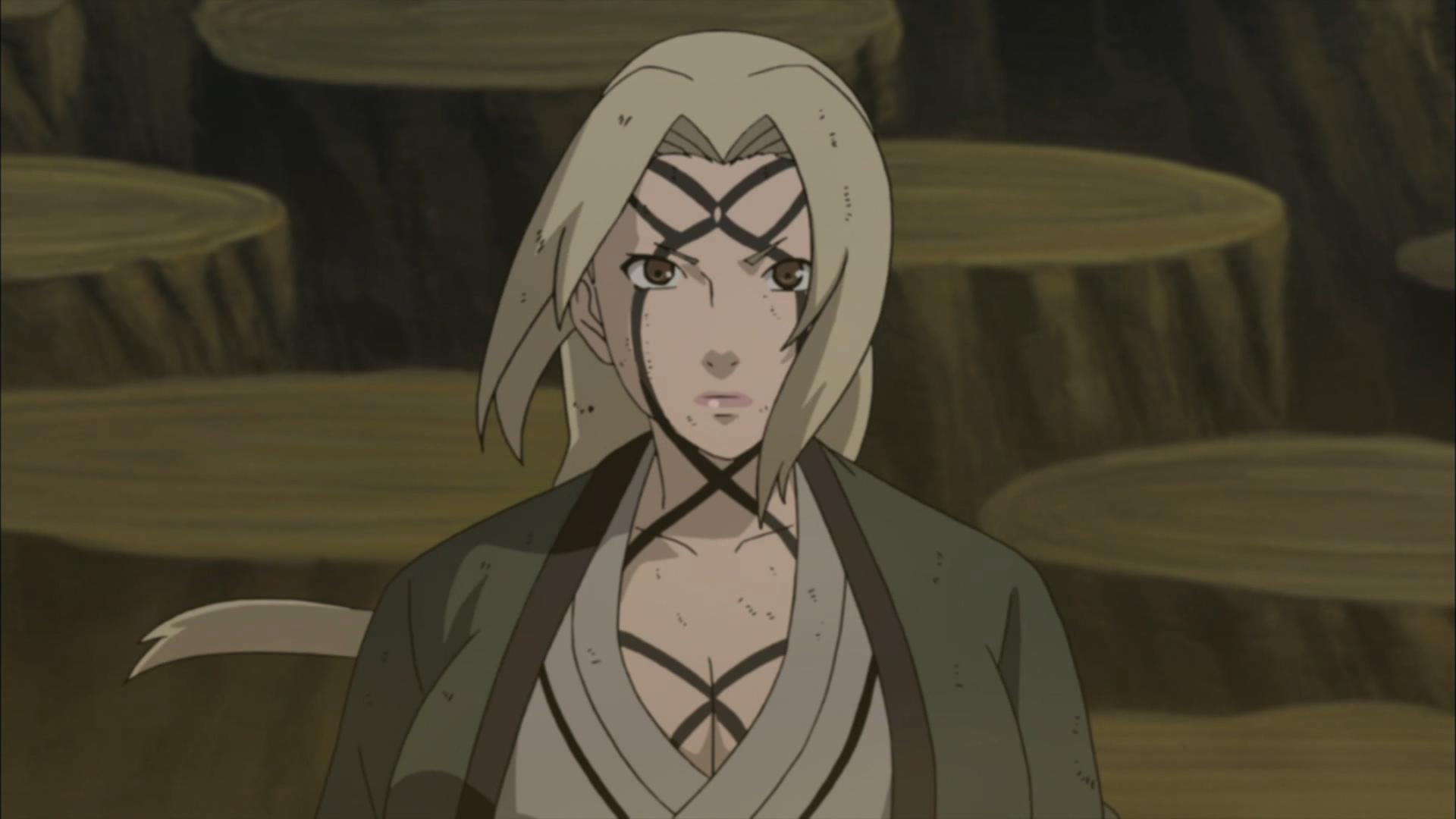 10 Karakter Shinobi Wanita Terkuat di Anime Naruto 11