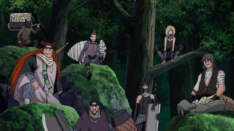 Daftar 7 Ahli Pedang Kirigakure 1