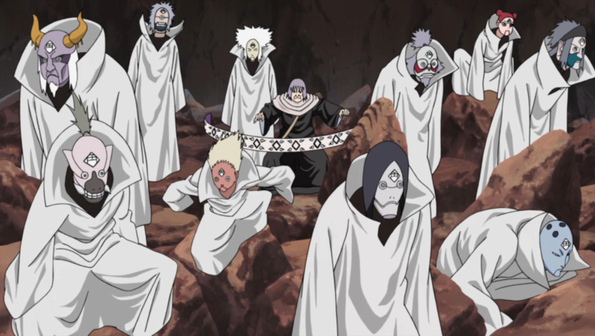 10 Karakter Shinobi Wanita Terkuat di Anime Naruto 3