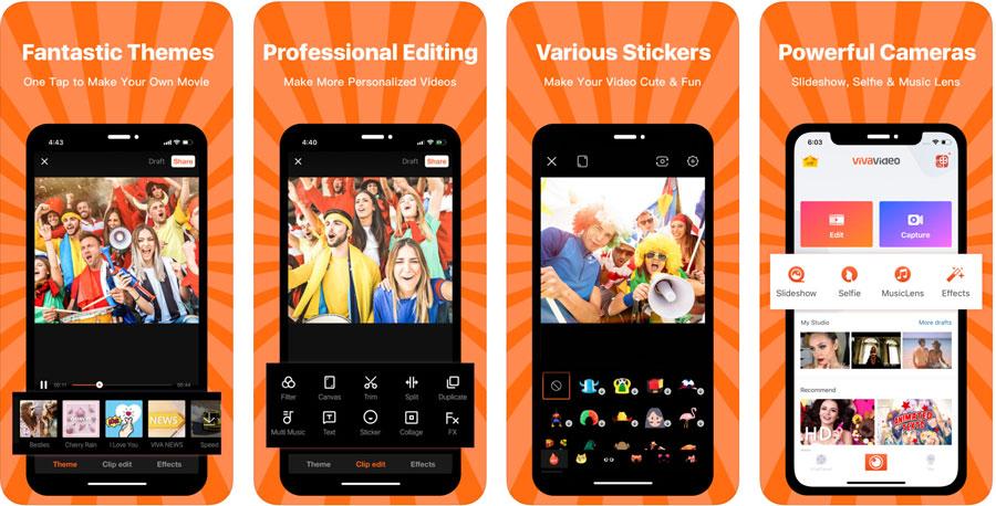 10 Aplikasi Editing Video Terbaik untuk Android 11