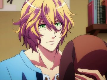 5 Karakter Anime Berkacamata yang Tampil Keren 27