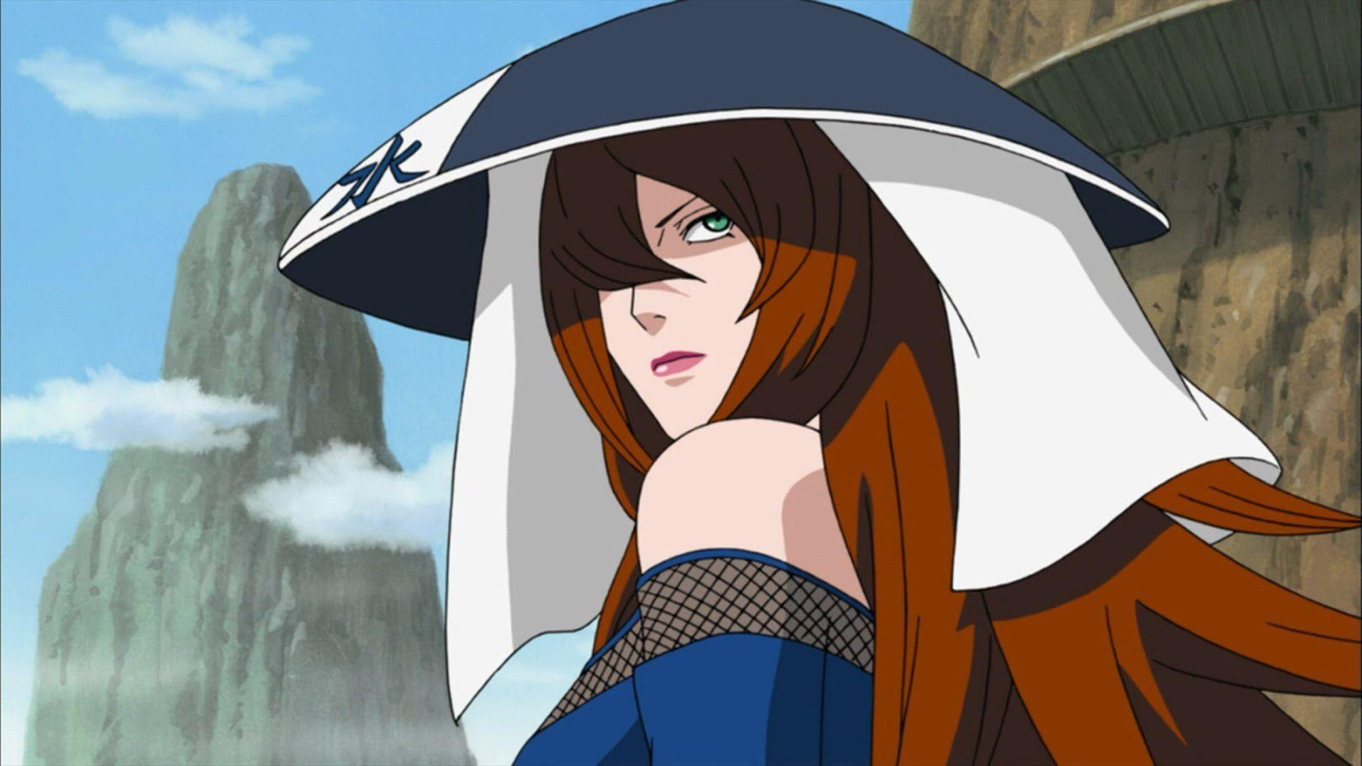 10 Karakter Shinobi Wanita Terkuat di Anime Naruto 10