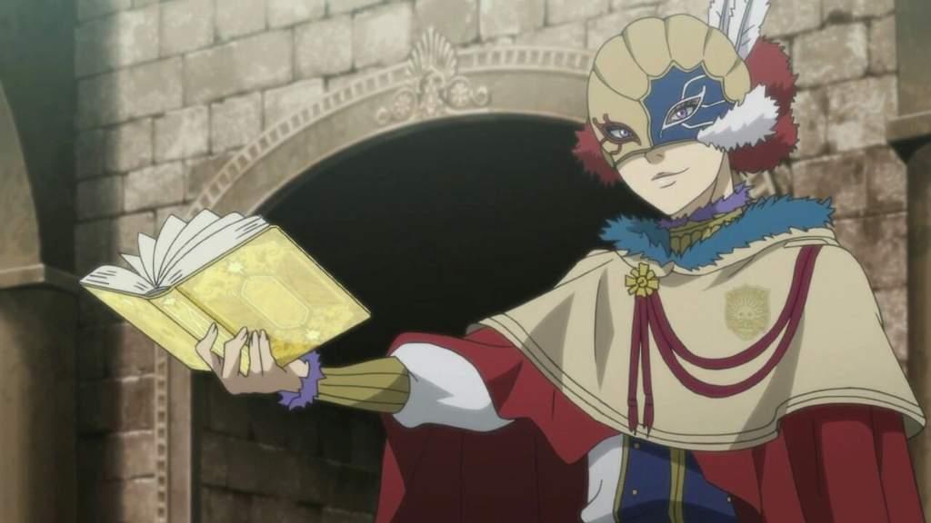 5 Karakter Terkuat dalam Anime Black Clover 4