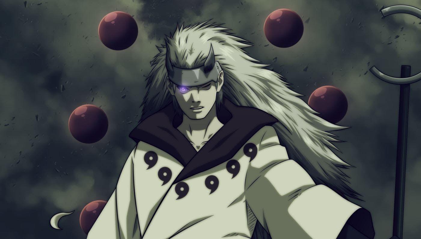 10 Jinchuriki Terkuat di Anime Naruto 11