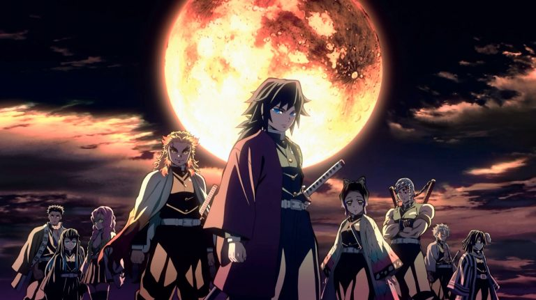 WE ARE THE LEGENDS WE ARE THE HASHIRA|HASHIRA REPORT|THE HUNTERS 96632-768x431