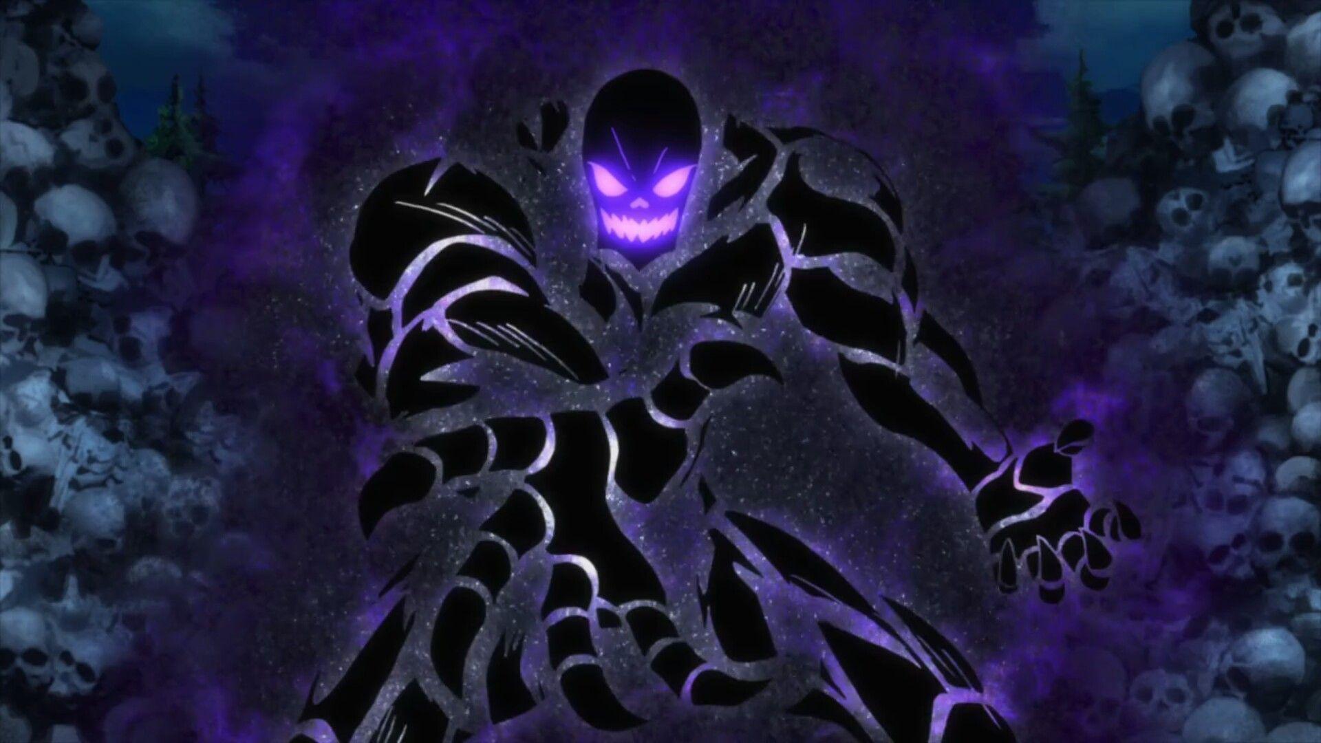 5 Iblis Terkuat di Anime Fairy Tail 5