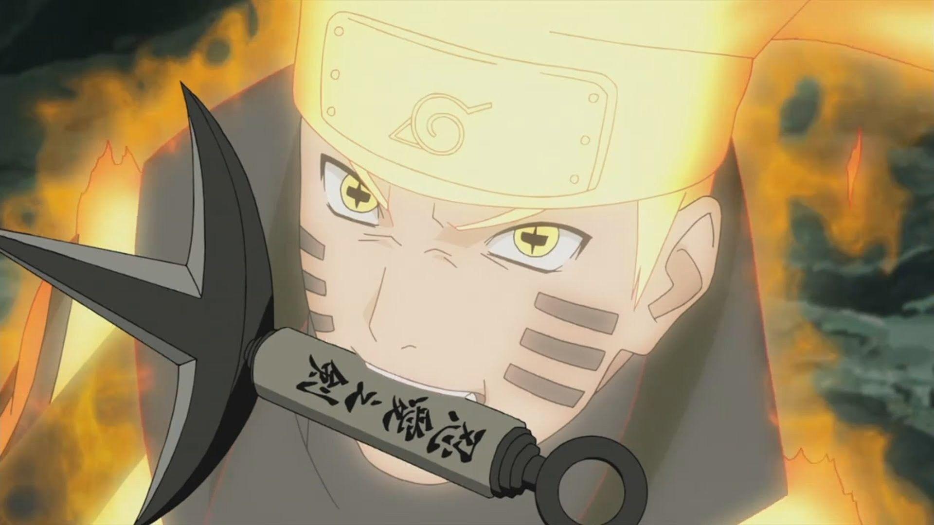 10 Jinchuriki Terkuat di Anime Naruto 10