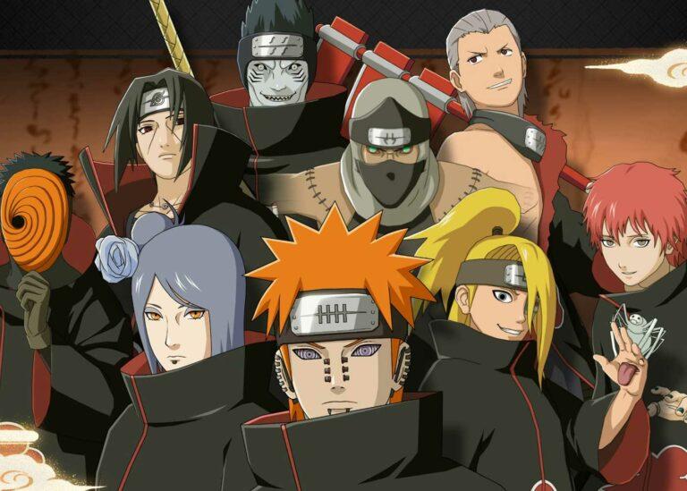 5 Organisasi Penjahat Terkuat yang Pernah Ada dalam Anime 1