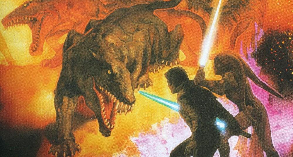 10 Makhluk Star Wars yang Memiliki Keterampilan Force-Sensitif 4