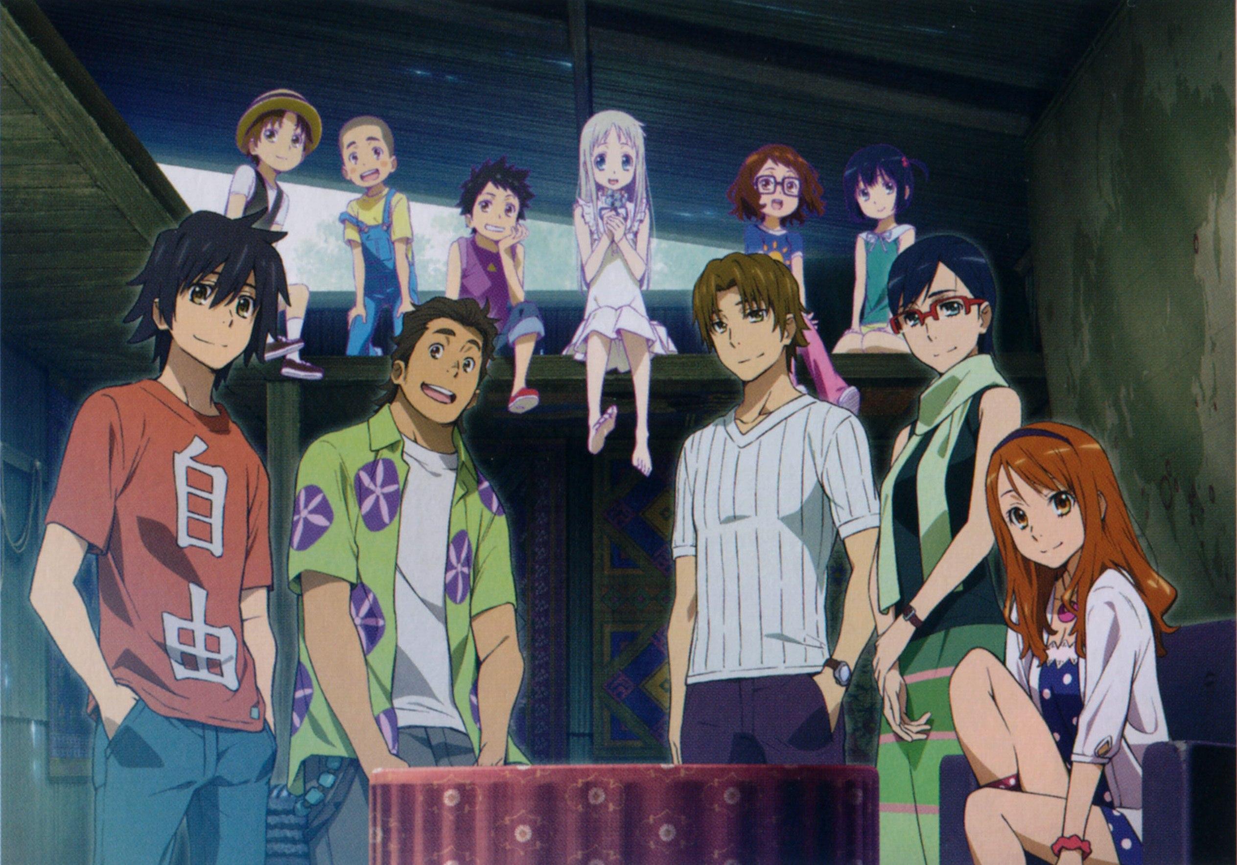 5 Anime Sad Ending Terbaik Yang Bikin Baper 3