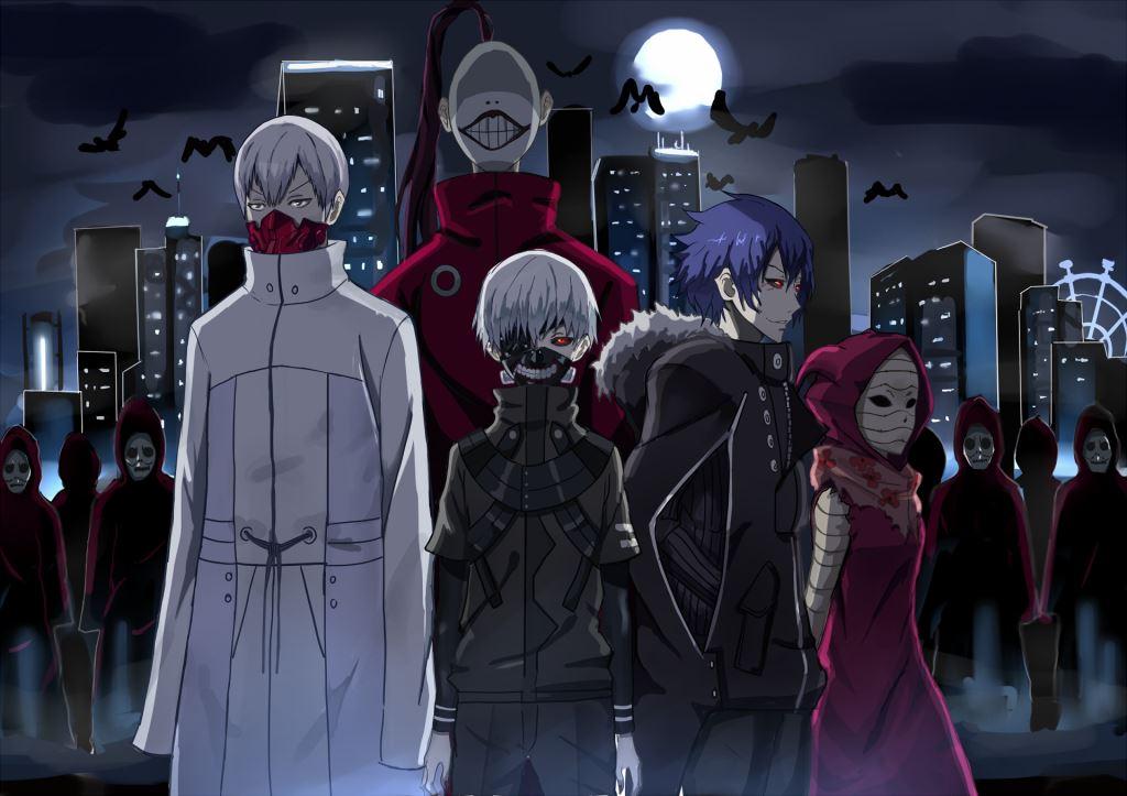 5 Organisasi Penjahat Terkuat yang Pernah Ada dalam Anime 5