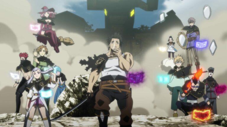 5 Anggota Pasukan Banteng Hitam Dengan Sihir Anti Mainstream 1