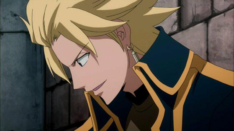5 Anggota Sabertooth Guild Terkuat di Anime Fairy Tail 1