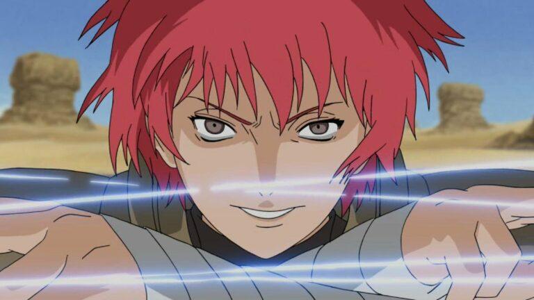 5 Shinobi Terkuat dari Desa Sunagakure 1