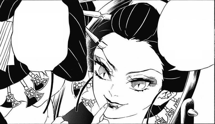 Mengenal 8 Anggota Iblis Bulan Atas Kimetsu No Yaiba 3