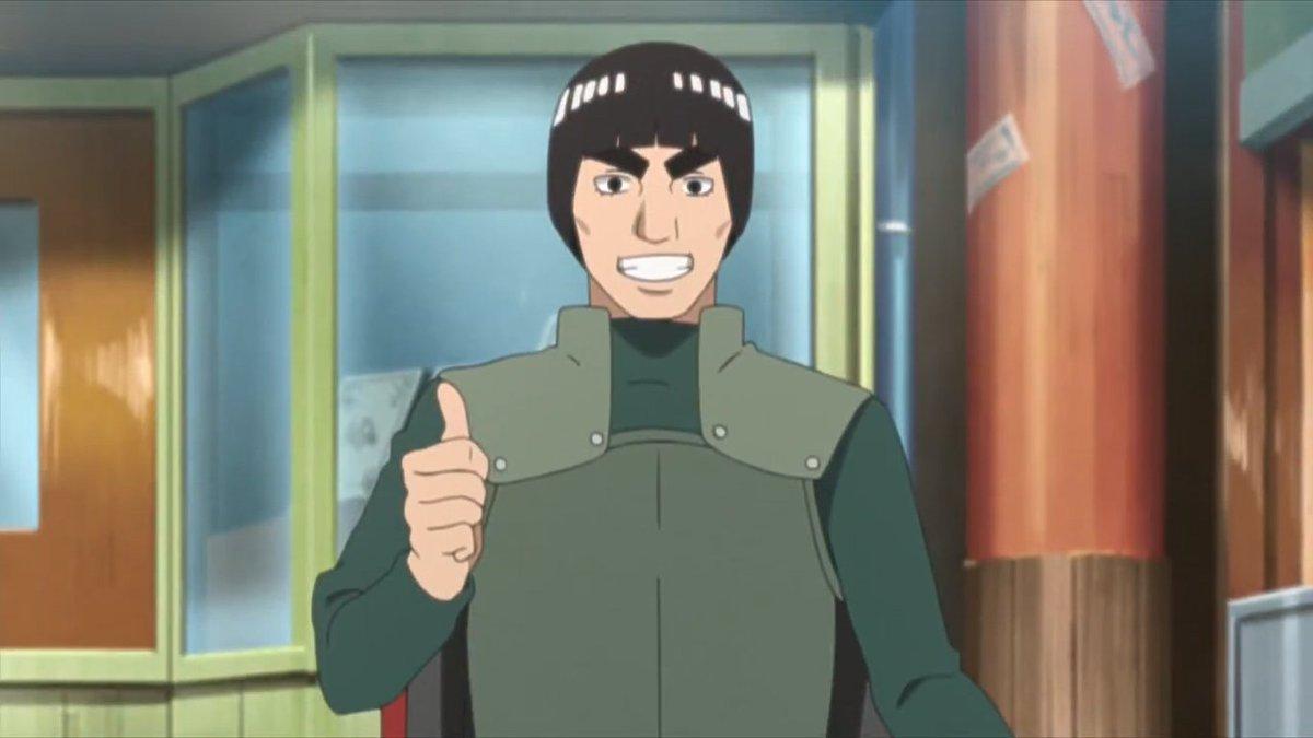 5 Shinobi Tidak Berbakat yang Ternyata Bisa Menjadi Kuat 6
