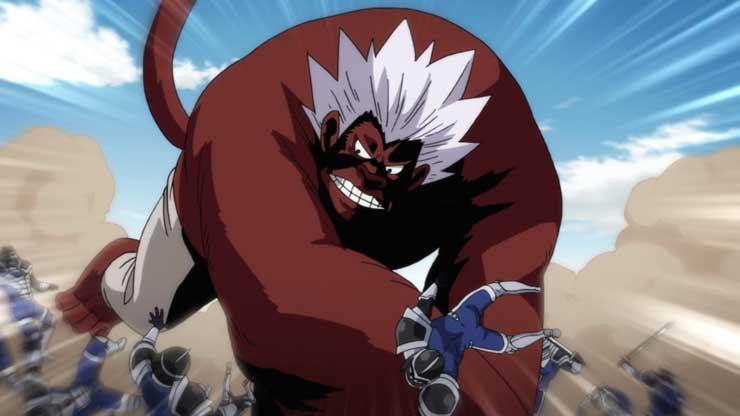10 Penyihir Pria Terkuat di Fairy Tail Guild 5