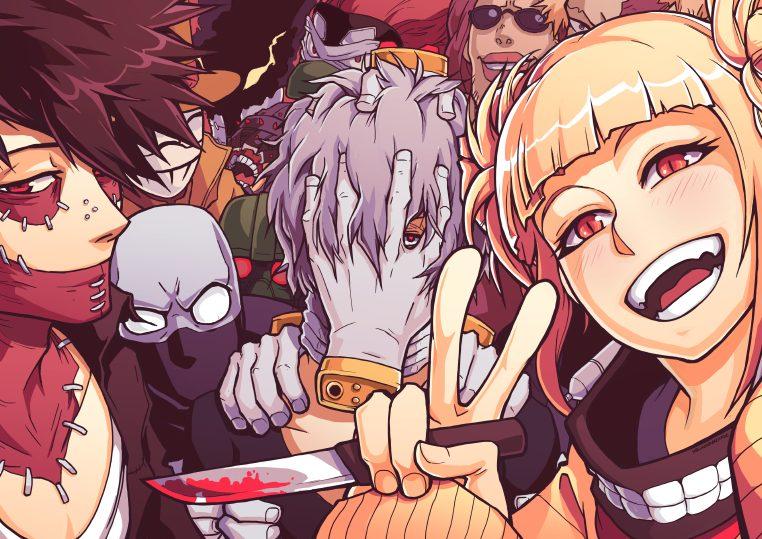 5 Organisasi Penjahat Terkuat yang Pernah Ada dalam Anime 8