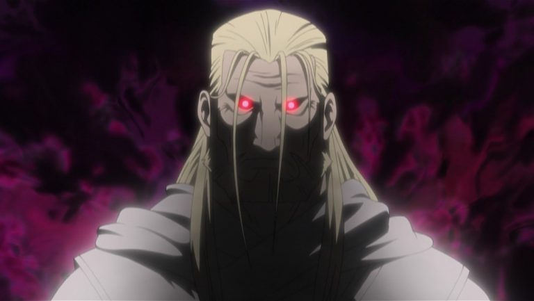 5 Karakter Paling Dibenci dalam Anime Fullmetal Alchemist 1