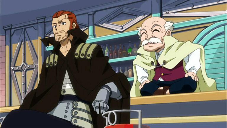 6 Master Guild Fairy Tail Terkuat, Siapa Saja? 1