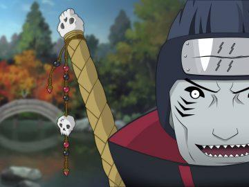 10 Pengguna Kenjutsu Terkuat di Anime Naruto 14