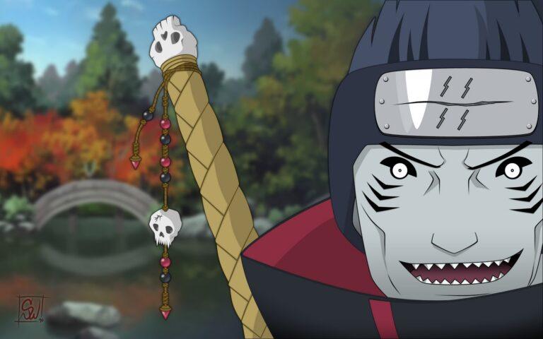 10 Pengguna Kenjutsu Terkuat di Anime Naruto 1