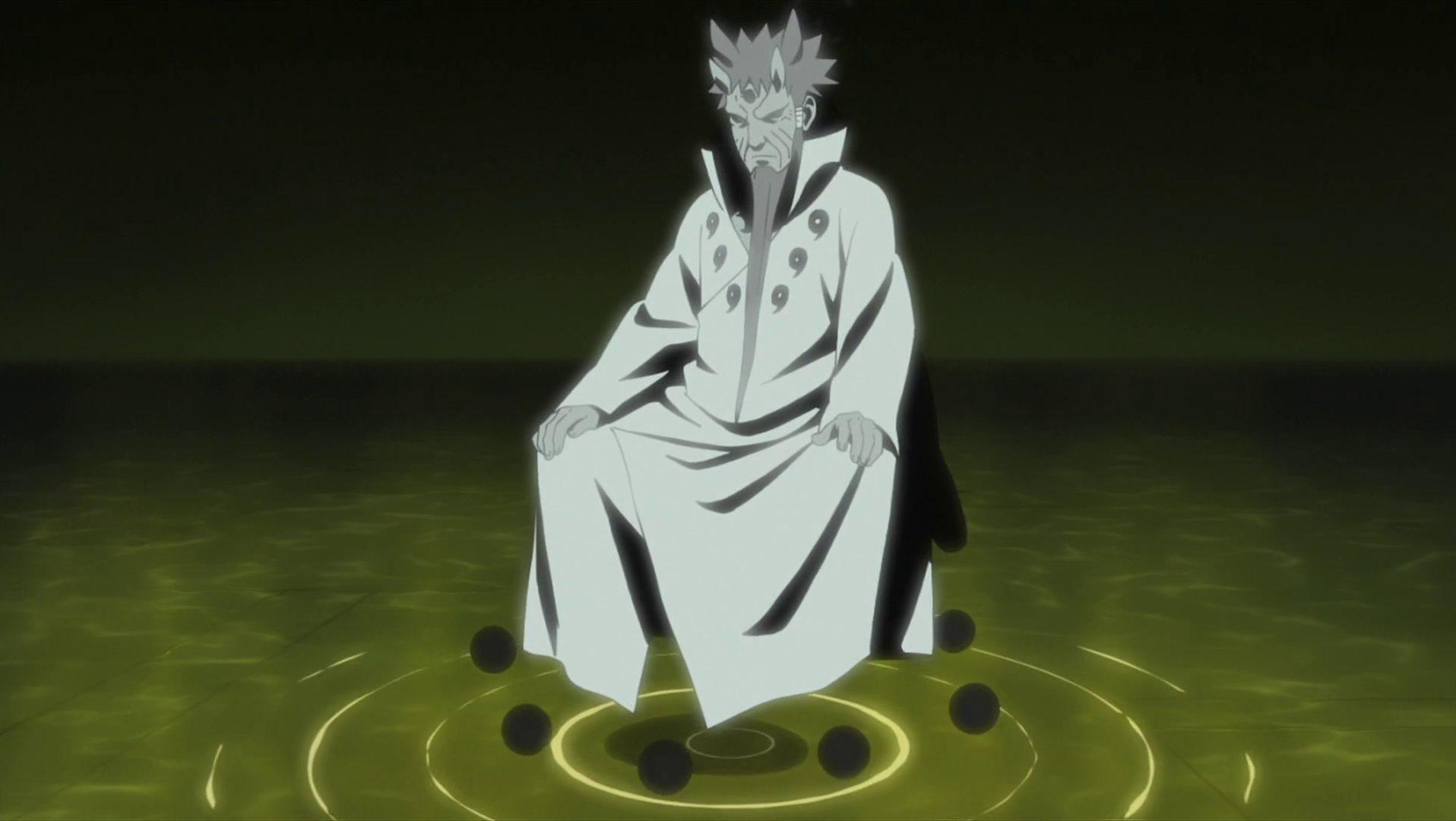 10 Jinchuriki Terkuat di Anime Naruto 12