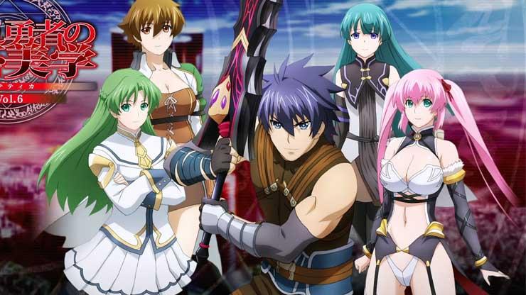10 Anime Terbaik Bertema Sekolah Sihir 3