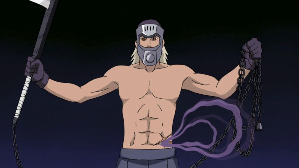 9 Shinobi Non Konoha Terkuat di Anime Naruto 3