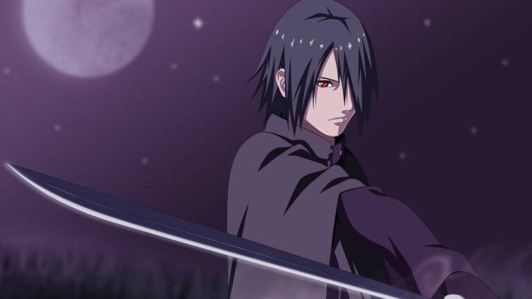4 Jutsu Paling Mengerikan Milik Sasuke 1