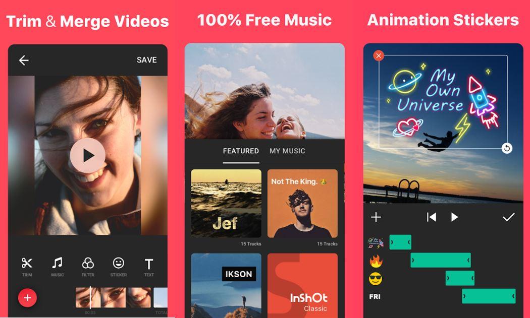 10 Aplikasi Editing Video Terbaik untuk Android 3