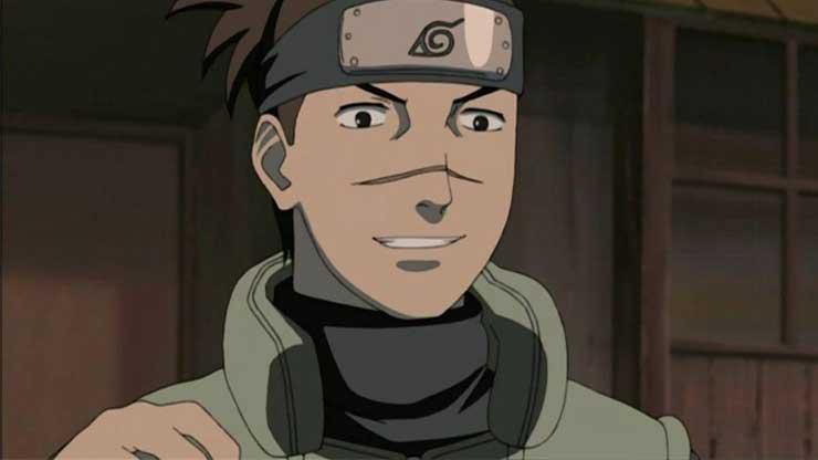 8 Karakter yang Berperang Penting Menjadi Guru Naruto 4