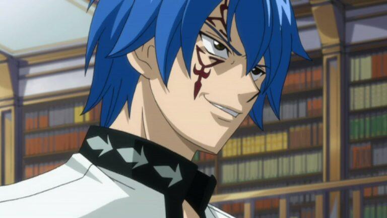 8 Penyihir Suci Terkuat di Anime Fairy Tail 1